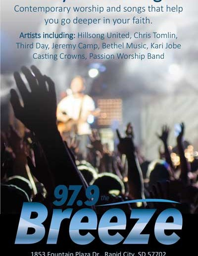 97.9 The Breeze - Christian Broadcasting