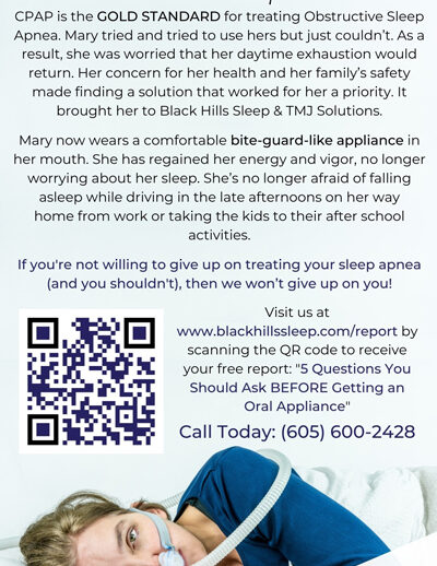 Black Hills Sleep & TMJ Solutions