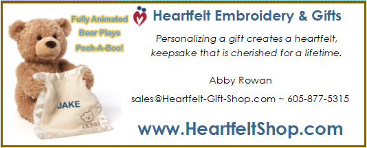 Heartfelt Embroidery & Gifts