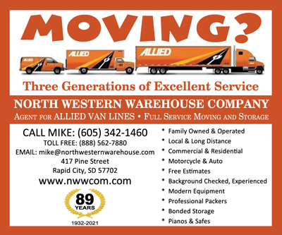 North Western Warehouse Company / Allied Moving