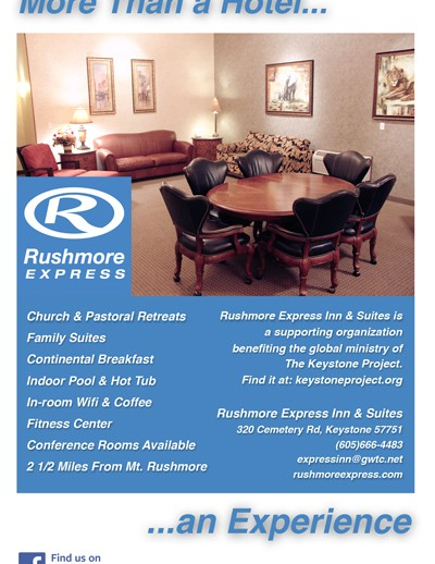 Lodging - Rushmore Express