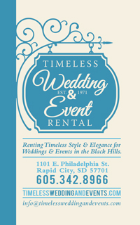 Timeless Wedding & Event Rental