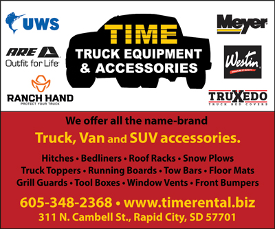 Time Truck Equipment & Accessories