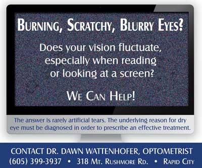 Dawn Wattenhofer - Optometrist